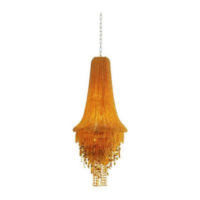 Kare Design - Lustre-Kare Design-Suspension Medusa ambre