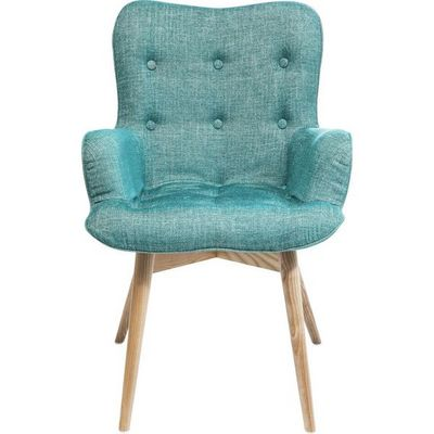 Kare Design - Fauteuil-Kare Design-Fauteuil Retro Angels Wings Rhythm vert Eco