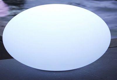 WILSA GARDEN - Lampe de jardin-WILSA GARDEN-Galet lumineux étanche 35cm