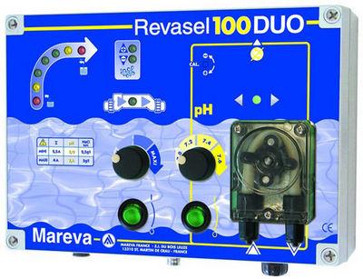 Mareva - Traitement de l'eau piscine-Mareva-Revasel Duo
