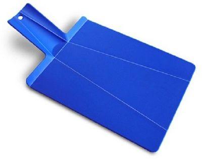 Joseph Joseph - Planche à découper-Joseph Joseph-Blue Chop 2 Pot