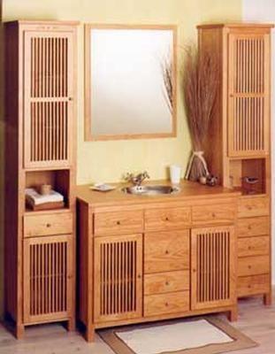Ateliers Devillers - Meuble de salle de bains-Ateliers Devillers-Thais