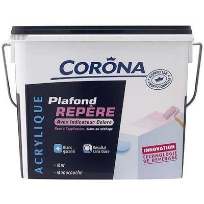 Corona (groupe Ici Paints) - Peinture pour plafond-Corona (groupe Ici Paints)-Plafon Repère