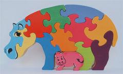 L'atelier De Planois - Puzzle enfant-L'atelier De Planois
