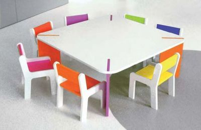 Nest design - Table enfant-Nest design