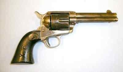 Pierre Rolly Armes Anciennes - Pistolet et révolver-Pierre Rolly Armes Anciennes-COLT SA, modèle 1873