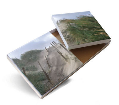 ARTMOSPHERE - Cadre diptyque-ARTMOSPHERE-Diptyque 30x30cm