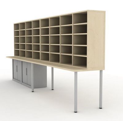 ARTDESIGN - Armoire de bureau-ARTDESIGN-AD mobilier courrier