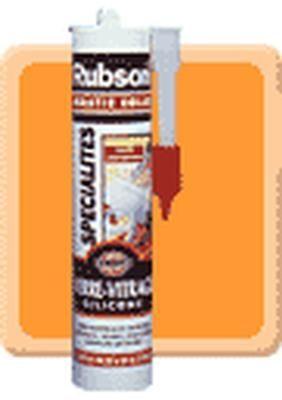 Rubson - Mastic d'étanchéité-Rubson-Mastic rubson verre-vitrage