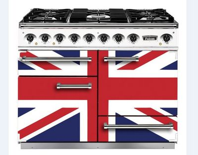 FALCON FRANCE - Cuisinière-FALCON FRANCE-« Union Jack