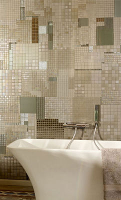 HISBALIT Mosaico - Carrelage mosaïque mural-HISBALIT Mosaico-Urban Chic