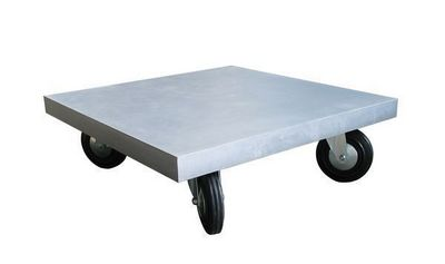 MATIERA - Table basse à roulettes-MATIERA-AQUITAINE