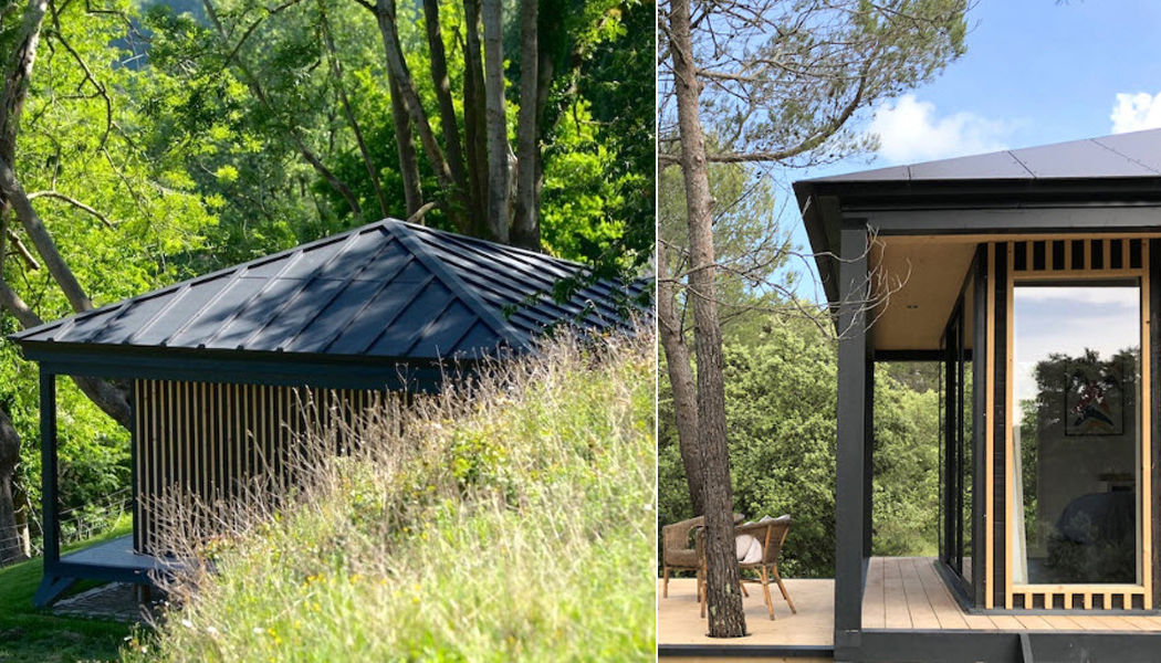 COPACABANON Wooden house Houses Houses  |