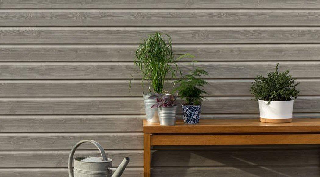 Silverwood Siding Outside walls Walls & Ceilings  |