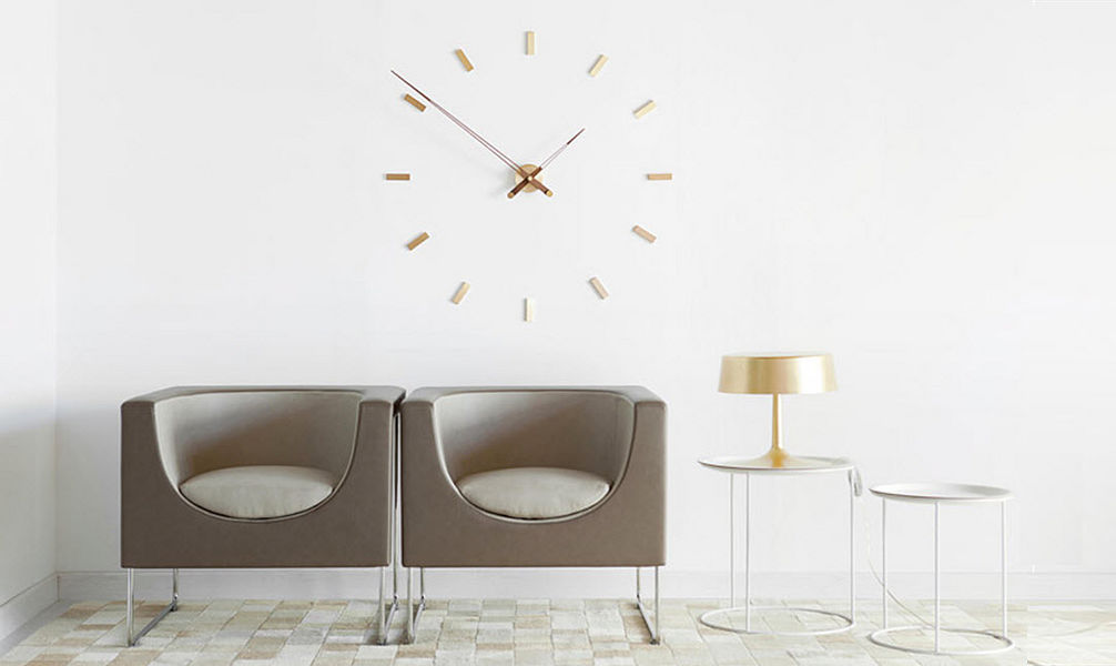 Nomon Wall clock Clocks, Pendulum clocks, alarm clocks Decorative Items  |