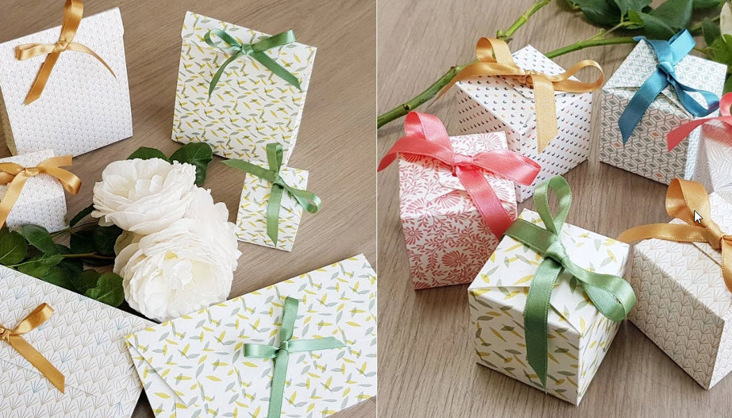 LES BELLES MUSETTES Gift box Gift wrapping Christmas and Holidays  |