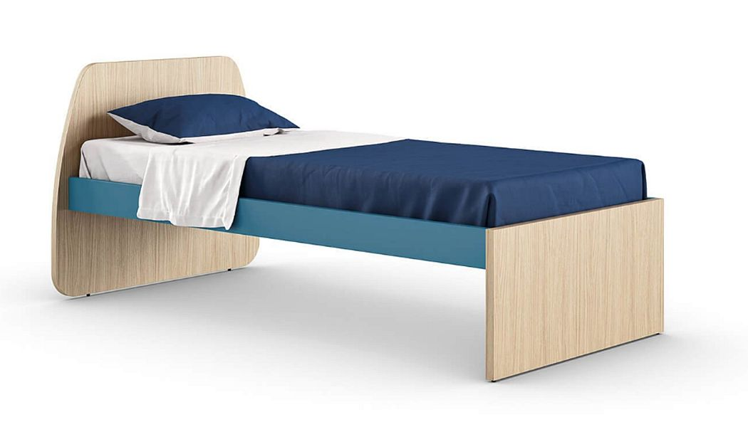 NIDI Single bed Single beds Furniture Beds  |