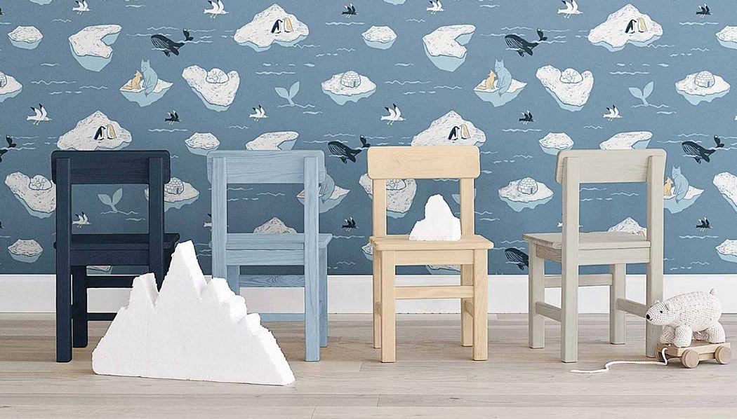 Fiona Walldesign Wallpaper Wallpaper Walls & Ceilings   