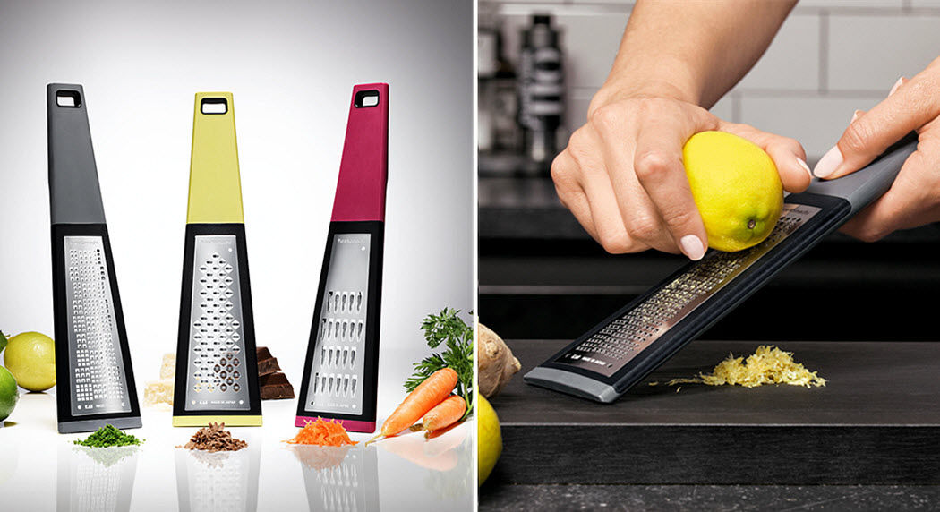 KAI Vegetable grater Graters Kitchen Accessories  |