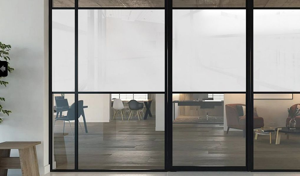 LUMINIS FILMS Privacy adhesive film Films Doors and Windows   