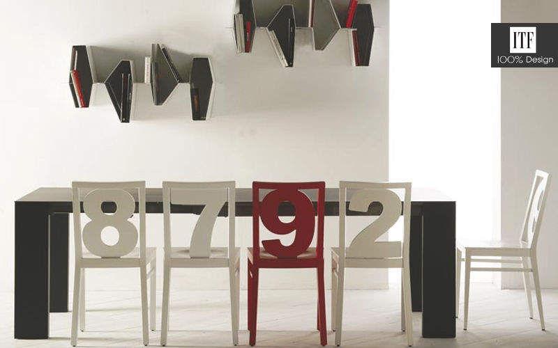 ITF 100% Design Dining room |