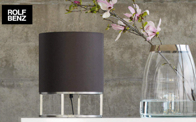 Rolf Benz Table lamp Lamps Lighting : Indoor Living room-Bar |