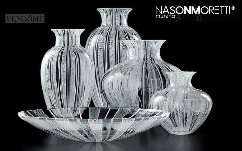 NASONMORETTI Flower Vase Vases Flowers and Fragrances Dining room | Contemporary