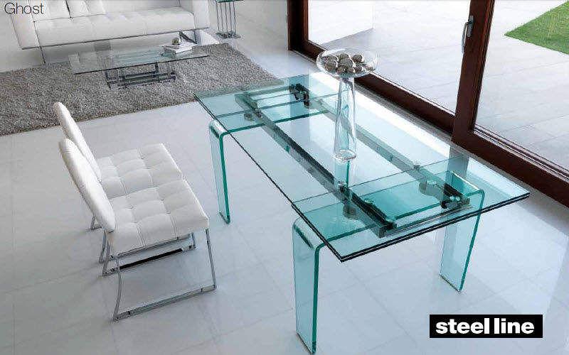 STEEL LINE Desk Desks & Tables Office Home office | Design Contemporary