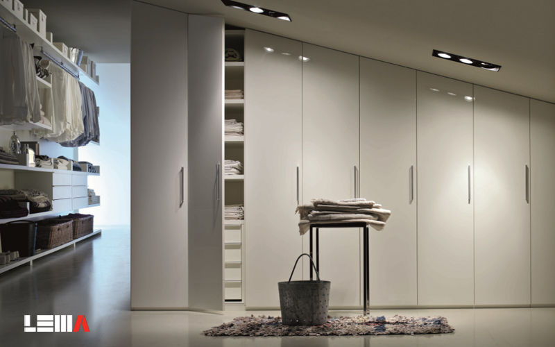 Lema Opening closet Wardrobes Wardrobe and Accessories Bedroom   Contemporary