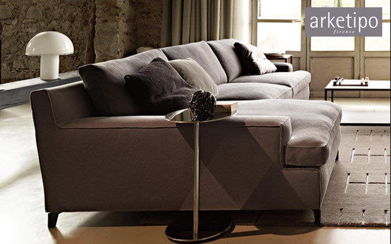 Arketipo Adjustable sofa Sofas Seats & Sofas Living room-Bar | Design Contemporary