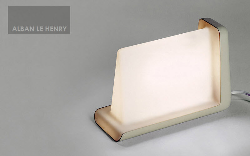 ALBAN LE HENRY Bedside lamp Lamps Lighting : Indoor  |