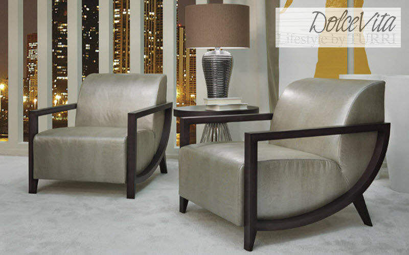 DOLCE VITA LIFESTYLE Low armchair Armchairs Seats & Sofas Living room-Bar | Design Contemporary