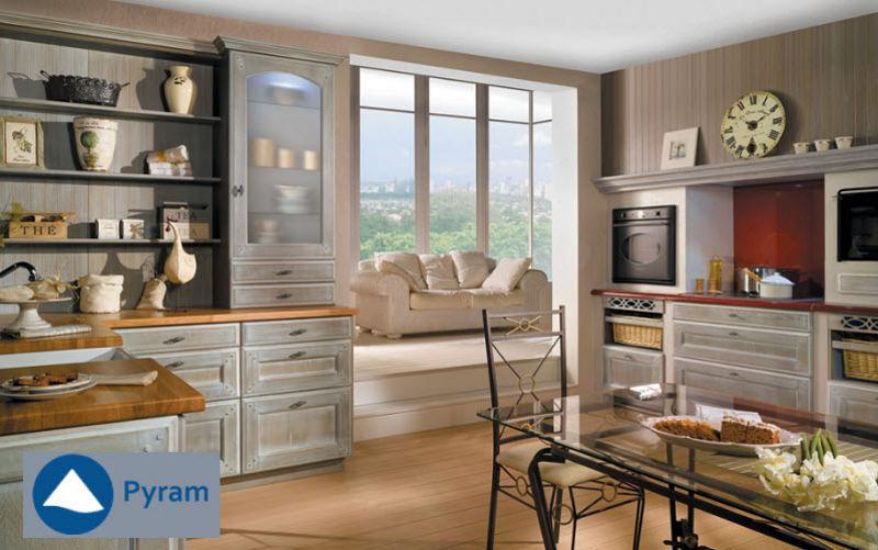 Pyram Built in kitchen Fitted kitchens Kitchen Equipment  |