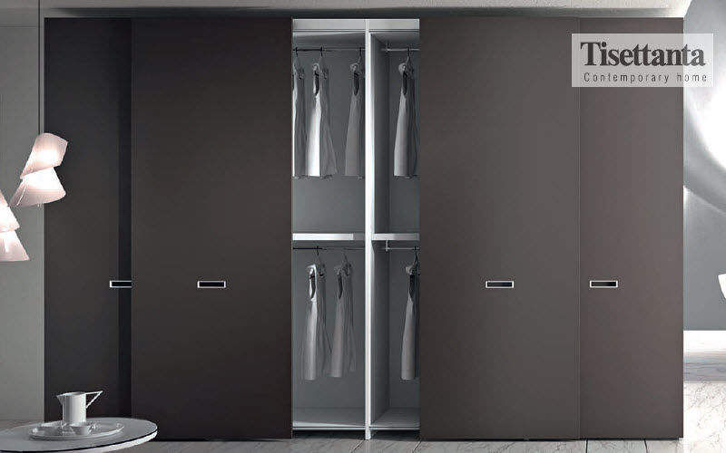 Tisettanta Bedroom Wardrobe Wardrobe Storage  |