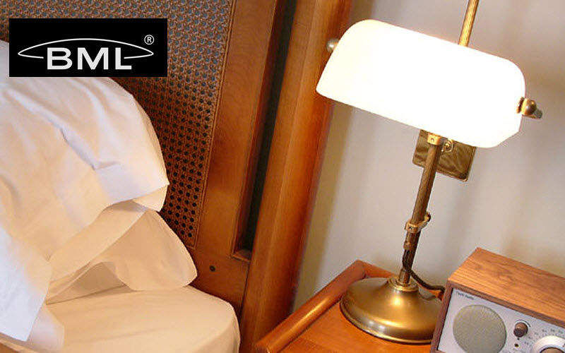 Berliner Messinglampen Bedside lamp Lamps Lighting : Indoor Bedroom | Classic