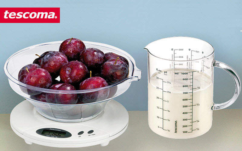 TESCOMA Electronic kitchen scale Scales Kitchen Accessories Kitchen | Contemporary