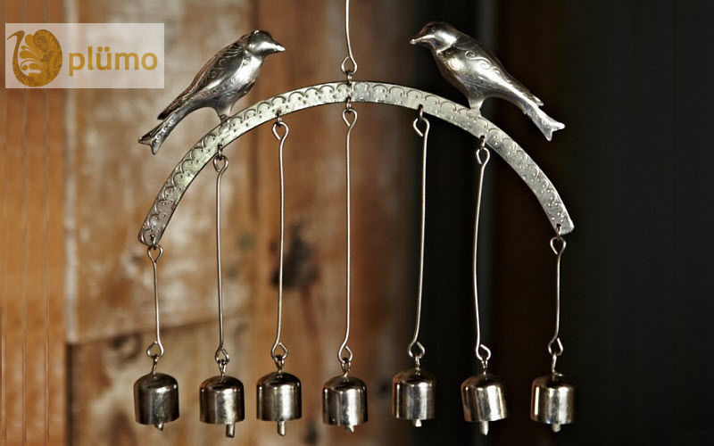 Plumo Wind chime Garden ornaments Outdoor Miscellaneous Entrance | Cottage