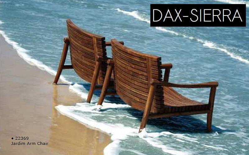 DAX-SIERRA Deck armchair Outdoor armchairs Garden Furniture Garden-Pool | Cottage