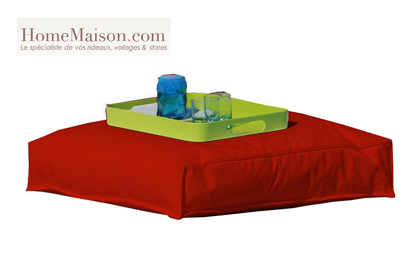 HOMEMAISON.COM Floor cushion Footstools and poufs Seats & Sofas  |