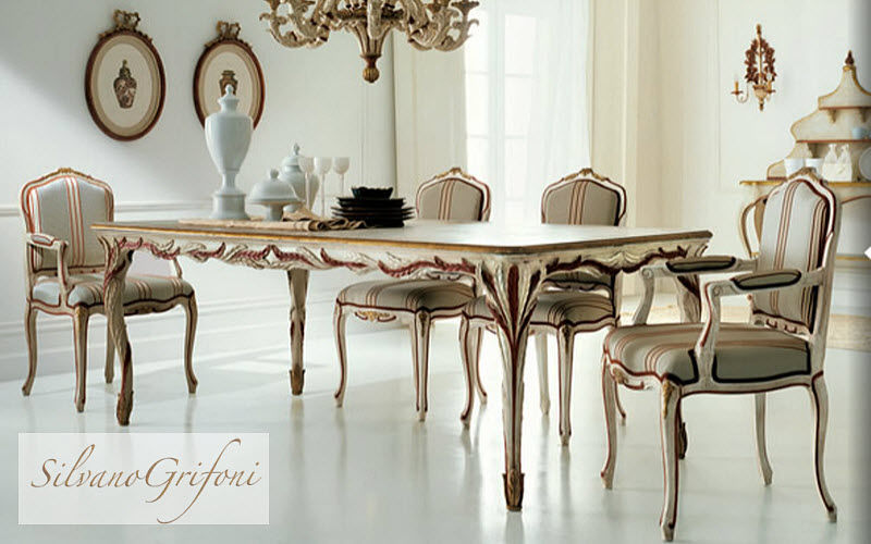 Silvano Grifoni Rectangular dining table Dining tables Tables and Misc. Dining room | Classic