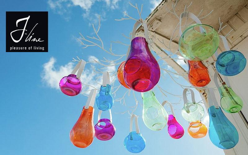 J-line Outdoor lantern Outdoor Lanterns Lighting : Outdoor   