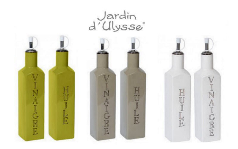 Jardin d'Ulysse Oil and vinegar cruet Condiments Tabletop accessories  |