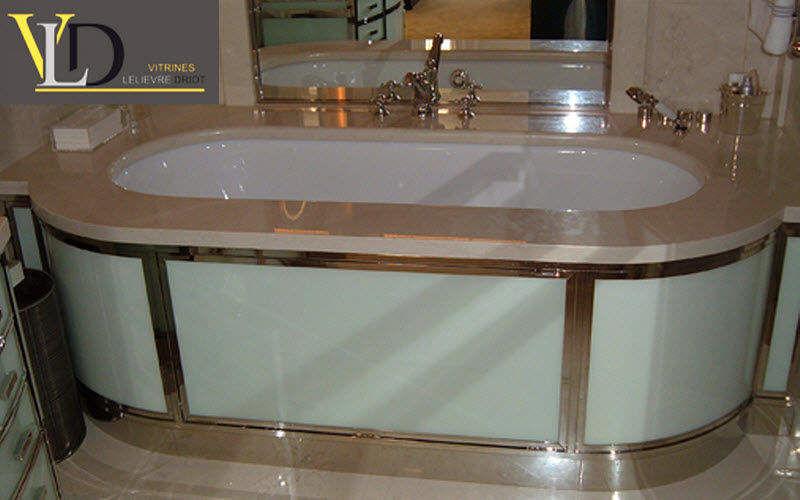 VITRINES LELIEVRE DRIOT Bath paneling Bathtubs Bathroom Accessories and Fixtures  |