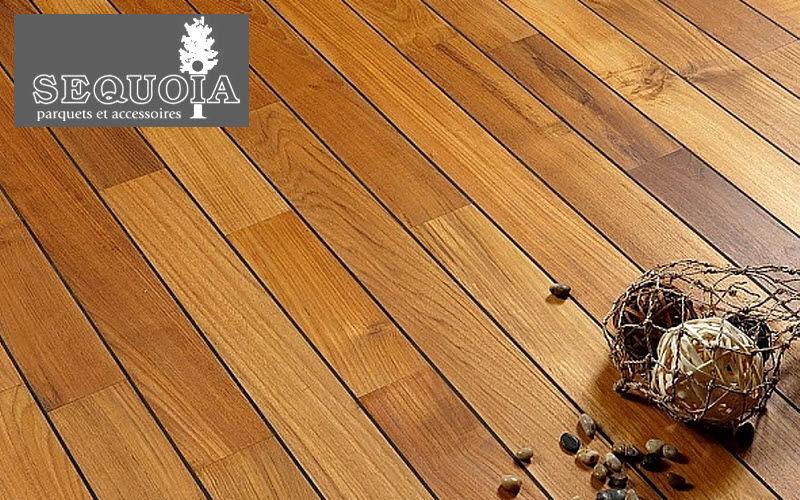 PARQUETS SEQUOIA Boat deck parquet Parquet floors Flooring  |