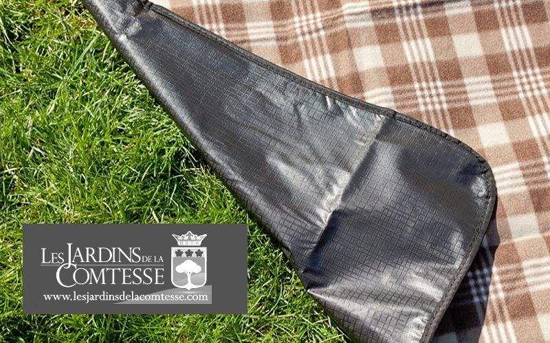 LES JARDINS DE LA COMTESSE Picnic blanket Bedclothes Household Linen  |