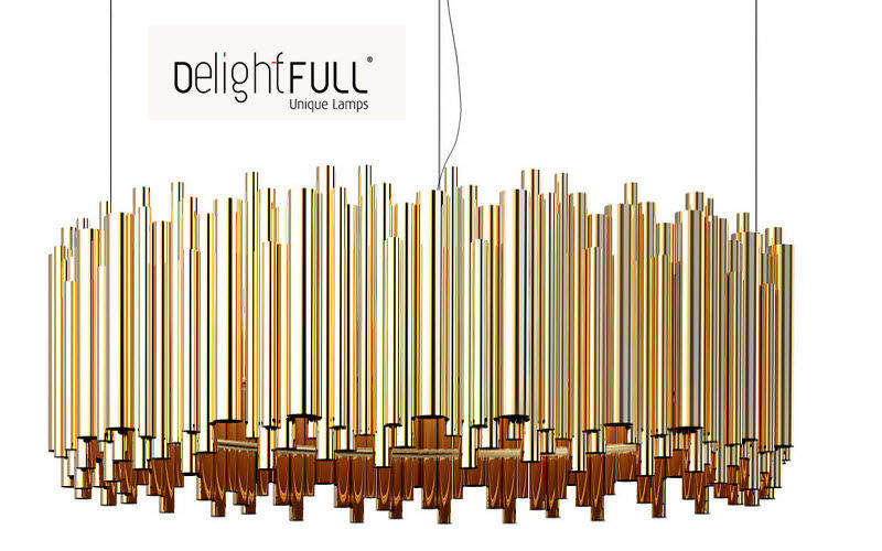 DELIGHTFULL Chandelier Chandeliers & Hanging lamps Lighting : Indoor   