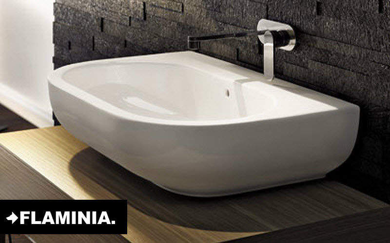Flaminia Wash-hand basin Sinks and handbasins Bathroom Accessories and Fixtures  |