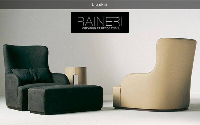 ERIC RAINERI Armchair and floor cushion Armchairs Seats & Sofas  |