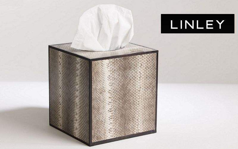 LINLEY Tissues-box cover Bathroom accessories Bathroom Accessories and Fixtures  |
