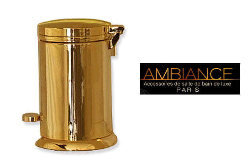 AMBIANCE PARIS Bathroom dustbin Bathroom accessories Bathroom Accessories and Fixtures  |